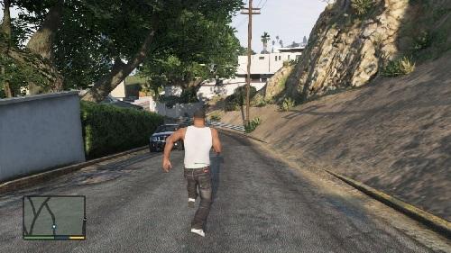 Cheat Kecepatan GTA 5 PS3