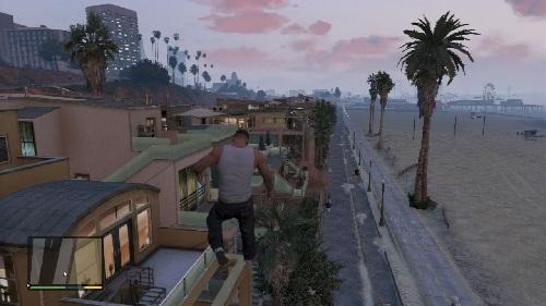 Cheat Lompat GTA 5