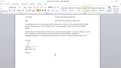 Photo of 3 Cara Membuat Tanda Tangan Di Microsoft Word