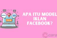 Apa itu Model Iklan Facebook?
