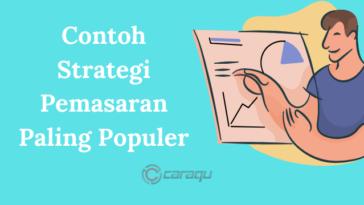 Contoh Strategi Pemasaran Paling Populer