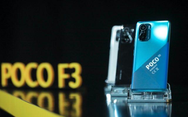 POCO F3 Diperkenalkan! Berikut Harga dan Fiturnya