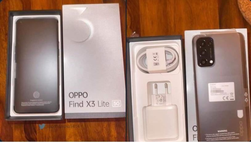 Spesifikasi OPPO Find X3 Lite