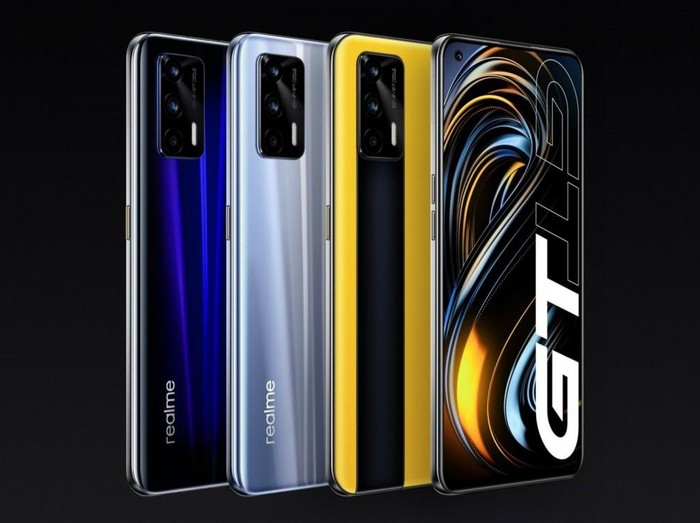 Spesifikasi dan Harga Realme GT 5G