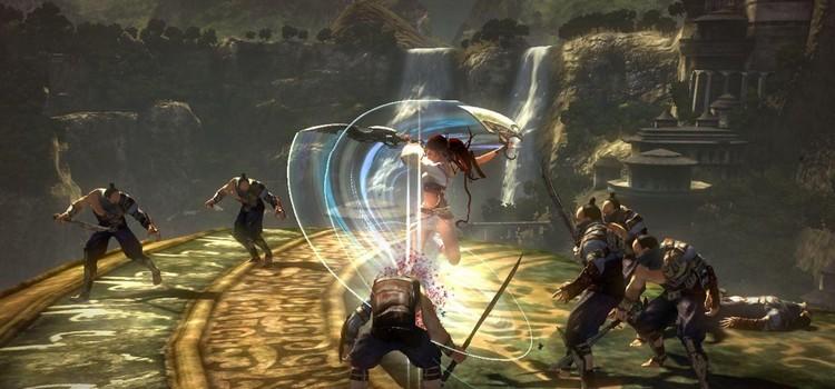 Download game ps3 - Heavenly Sword