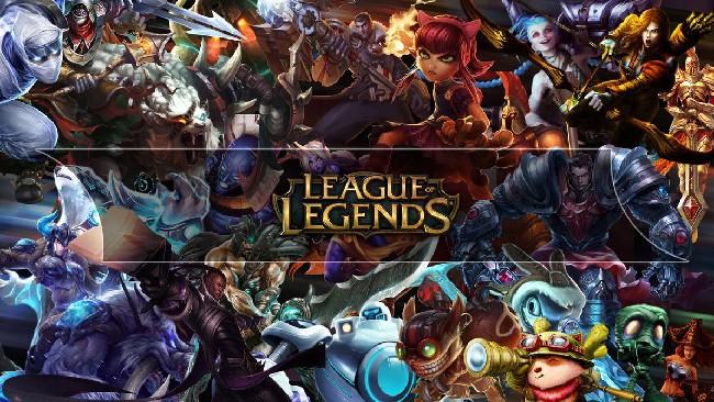 4. League of Legends