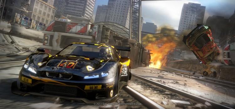 MotorStorm: Doomsday