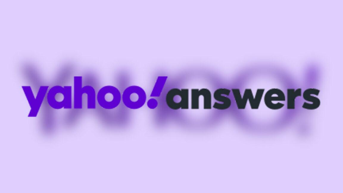 Yahoo Answers Ditutup Setelah 21 Tahun Layanan