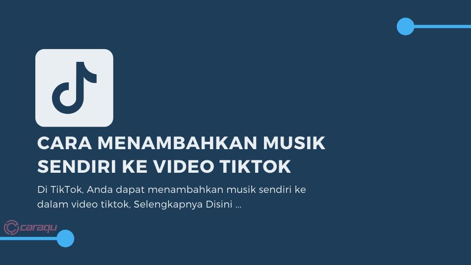Di TikTok, Anda dapat membuat video yang kuat dengan menambahkan suara Anda sendiri atau memanfaatkan fitur sulih suara. Tip menambahkan suara TikTok, di berita kami ...