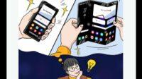 Tablet Lipat Pertama Samsung Akan Hadir