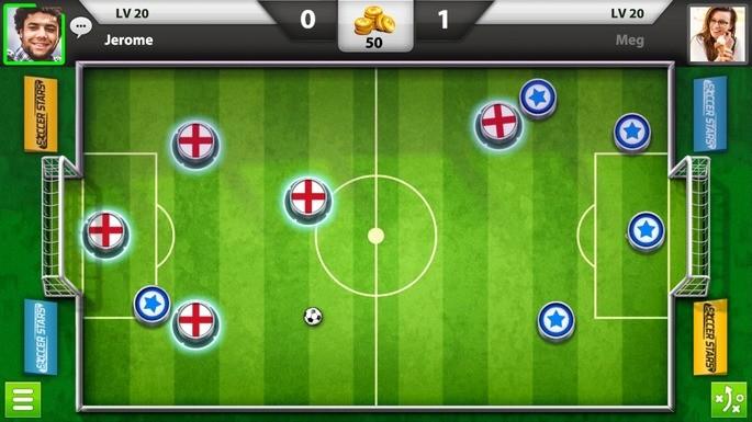 Soccer Stars - game sepakbola offline