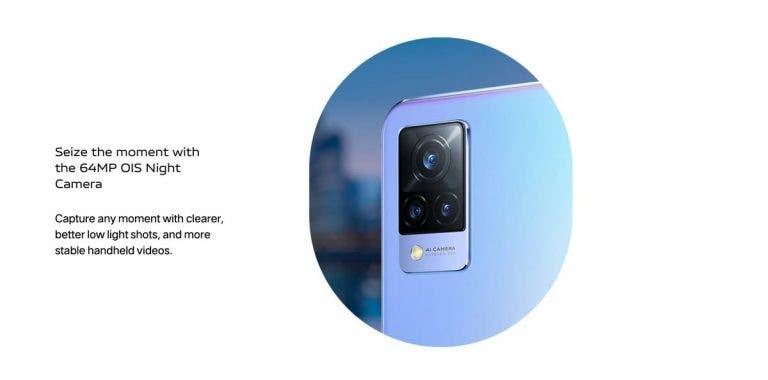 Fitur dan Tanggal Peluncuran Vivo V21 5G Diumumkan