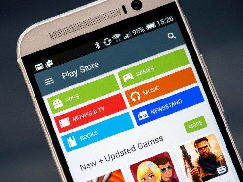 Gunakan hanya Google Play Store