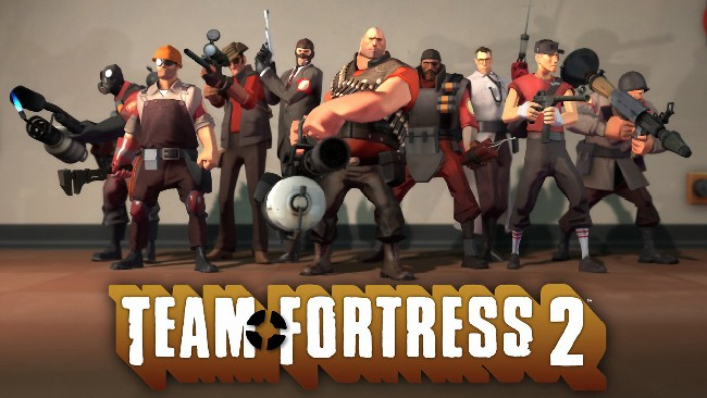 5. Team Fortress 2