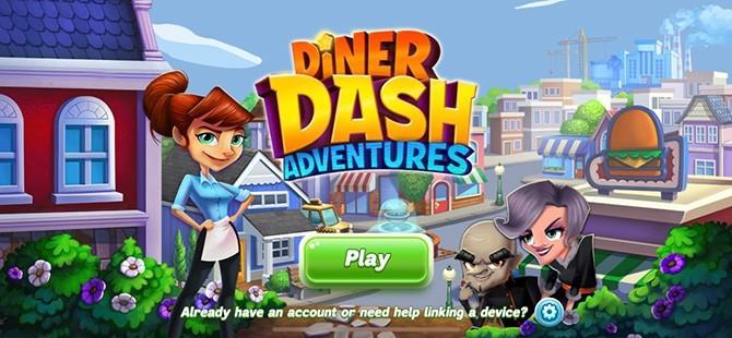 2. Diner DASH Adventures