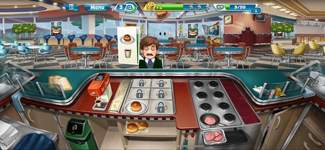 5. Cooking Fever