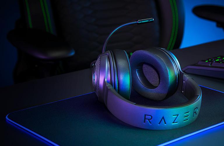 Headset Gaming Baru Razer Razer Kraken V3 X Dirilis
