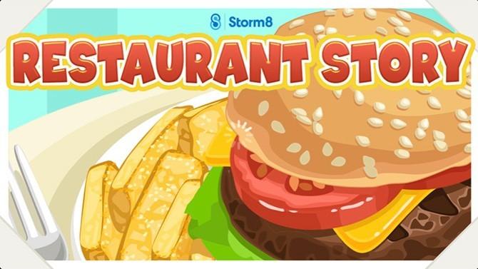 7. Restaurant Story