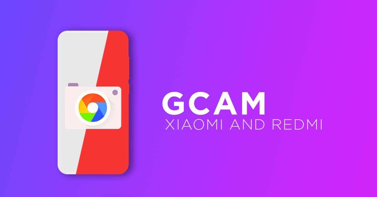 GCAM Redmi Note 9S