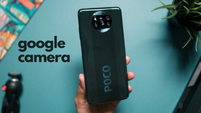 Download GCAM Poco X3 Versi Terbaru