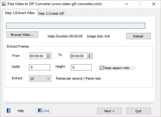 Cara Membuat Animasi Gif Dari Video