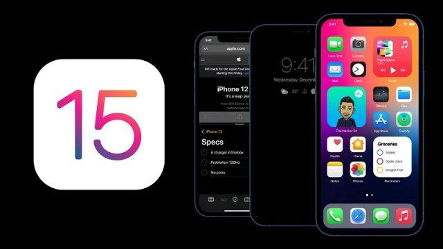Cara Download iOS 15 Beta