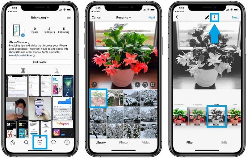 Cara Edit Foto IG Tanpa Aplikasi