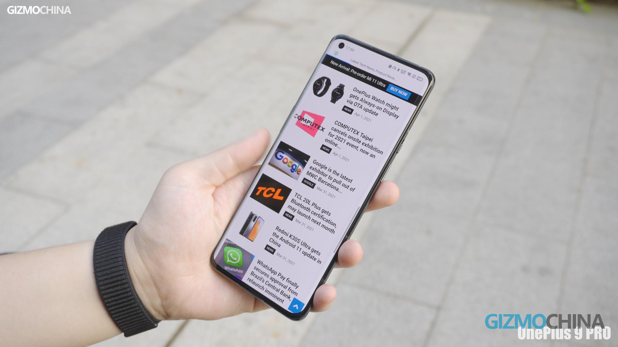OnePlus 9T akan hadir dengan layar AMOLED 120Hz