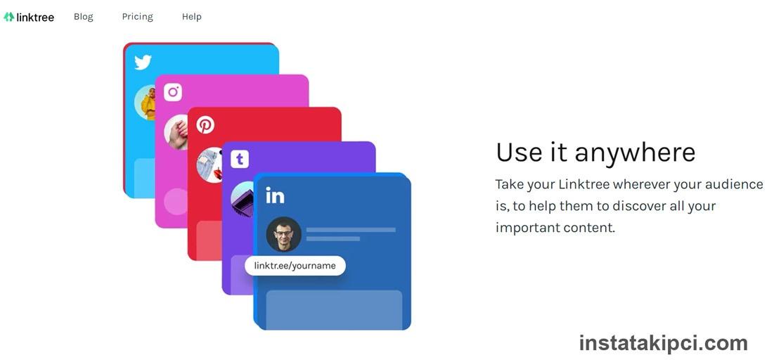 Situs untuk Menambahkan Beberapa Link ke Bio Instagram