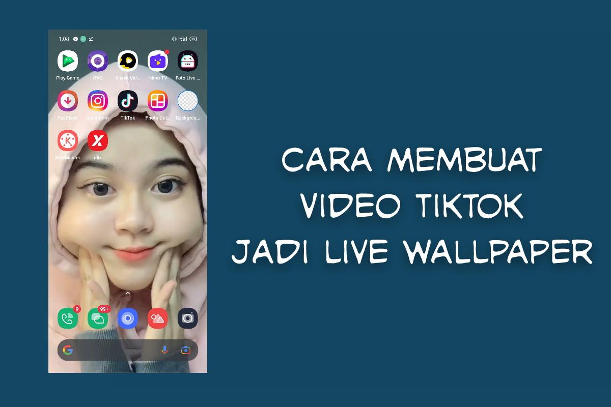 Tahukah Anda bahwa ada Cara Membuat Video TikTok Menjadi Wallpaper di Android dan iPhone? Kami menjelaskan kepada Anda caranya!