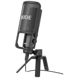 Driving NT-USB Microphone