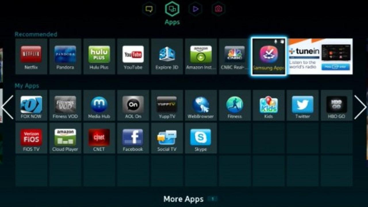 Cara Download Aplikasi di Smart TV