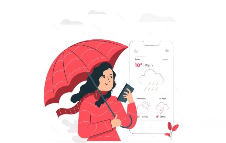 Aplikasi Prakiraan Cuaca Terbaik untuk iPhone dan Android