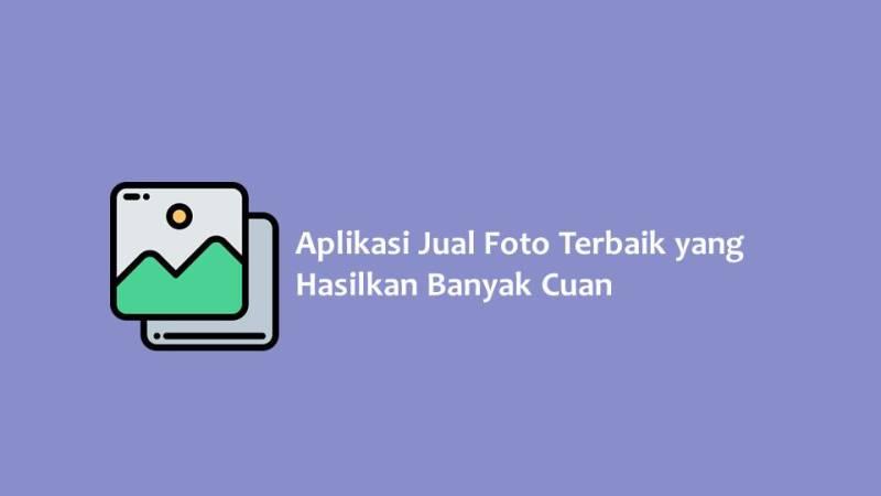 Aplikasi Jual Foto