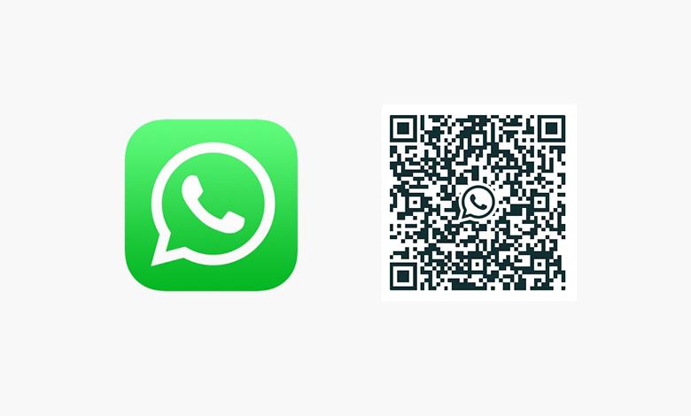 Cara Menambahkan Kontak dengan Kode QR Whatsapp