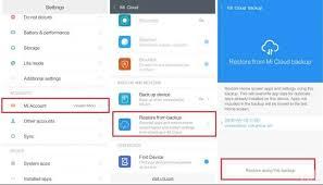 Cara Mengembalikan File yang Terhapus di Xiaomi
